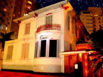 Bar Geni, nome inspirado na música de Chico Buarque na década de 70